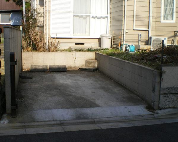 川越市土間コンクリート工事