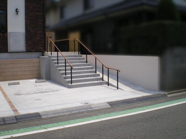 所沢市東所沢新築エクステリア10