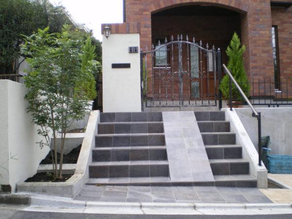 階段部分完成715-2