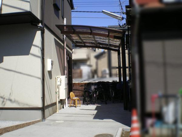 川越市上戸新築エクステリア7