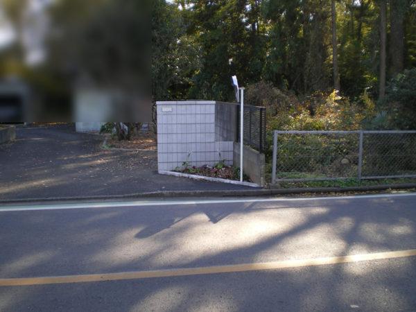 川越市寺山 ブロック塀補修4