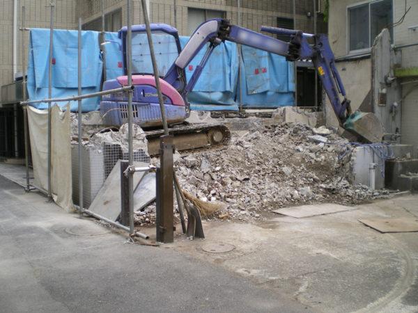三鷹市 フェンス・ブロック塀の設置1