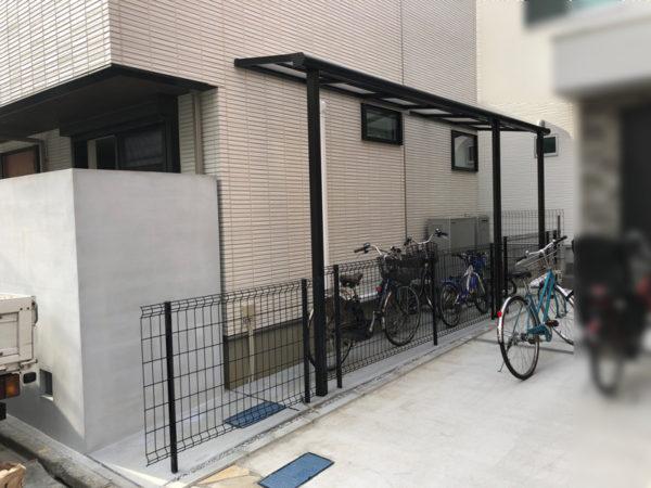 西東京市のペットと暮らすエクステリア2施工後