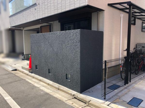西東京市のペットと暮らすエクステリア8