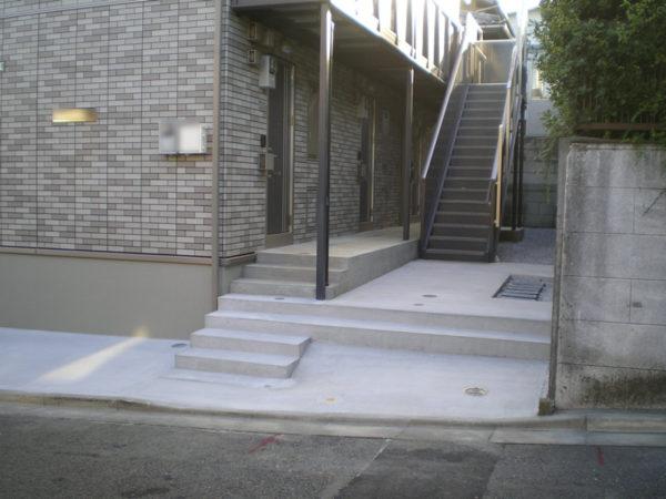 川越市土間コンクリートおすすめ業者5 施工後正面1