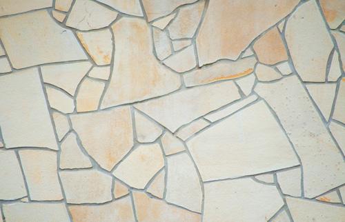 ホワイト乱形石