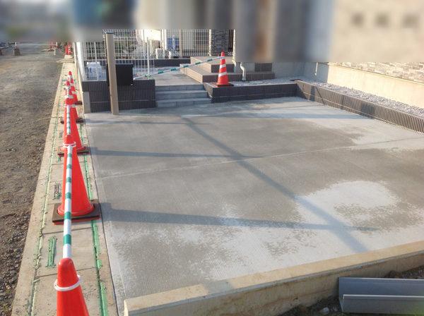 日高土間コンクリート工事完成後3