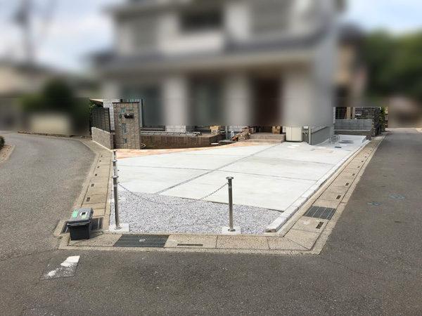 川越市の土間コンクリート工事NO.20の2-11