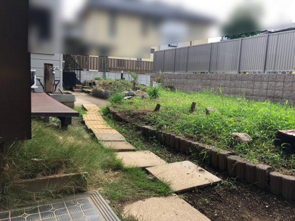 所沢アプローチコンクリート工事施工前re6