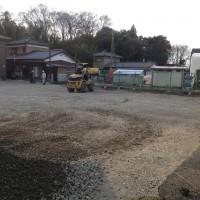 舗装2層工事 熊谷現場のサムネイル