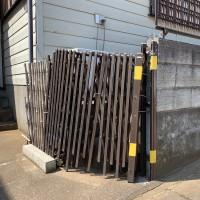 川越市富士見町 伸縮門扉設置のサムネイル