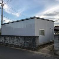 桶川市 C様邸 物置の設置工事のサムネイル