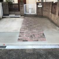 川越市霞ヶ関 駐車場段差補修工事のサムネイル