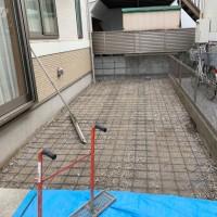 練馬区 A様邸 土間コンクリート工事のサムネイル