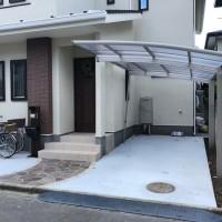 西東京市 A様邸 新築エクステリア・外構のサムネイル