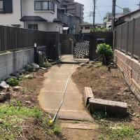 所沢市 A様邸 土間コンクリート工事のサムネイル