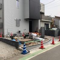 埼玉県志木市 新築エクステリアのサムネイル