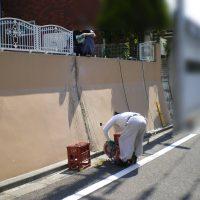 所沢市 擁壁の解体・駐車場新設工事のサムネイル