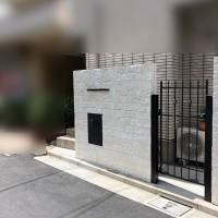 川越市新宿 新築エクステリアのサムネイル