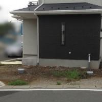 川越市月吉町 目隠しフェンスと土間コンクリート工事のサムネイル