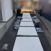 川越市 土間コンクリート・砂利敷き工事のサムネイル