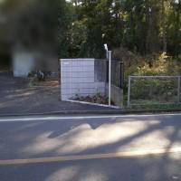 川越市上寺山 ブロック塀フェンスの補修工事のサムネイル
