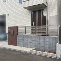 埼玉県川越市 新築エクステリアのサムネイル