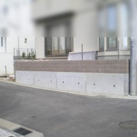 川越市 フェンス工事のサムネイル