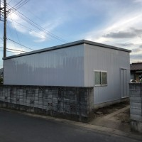 川越市寺山 物置設置工事のサムネイル