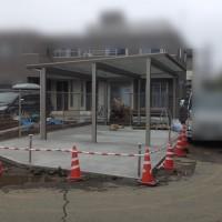 川越市 カーポート設置工事【新築エクステリア】のサムネイル