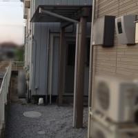 川越市【庭の通路の屋根】エクステリアは弊社へ!のサムネイル