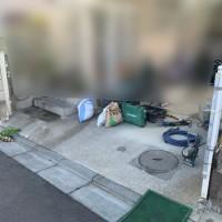 川越市 伸縮門扉の設置工事のサムネイル