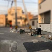 川越市 土間コンクリート工事【駐車場】のサムネイル