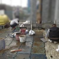 日高市の土間コンクリート工事のサムネイル