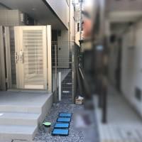 川越市 アパートの門扉工事のサムネイル