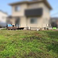 川越市 人工芝の施工のサムネイル
