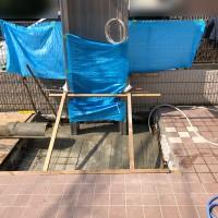 川越市 カーポートの設置工事のサムネイル