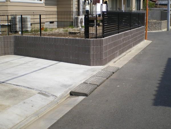 川越市のフェンス工事のサムネイル