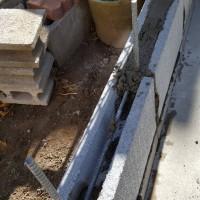 所沢市 ブロック塀の補修工事のサムネイル