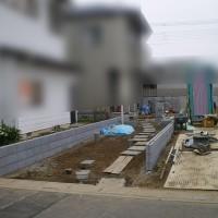 川越市 駐車場のコンクリート工事のサムネイル